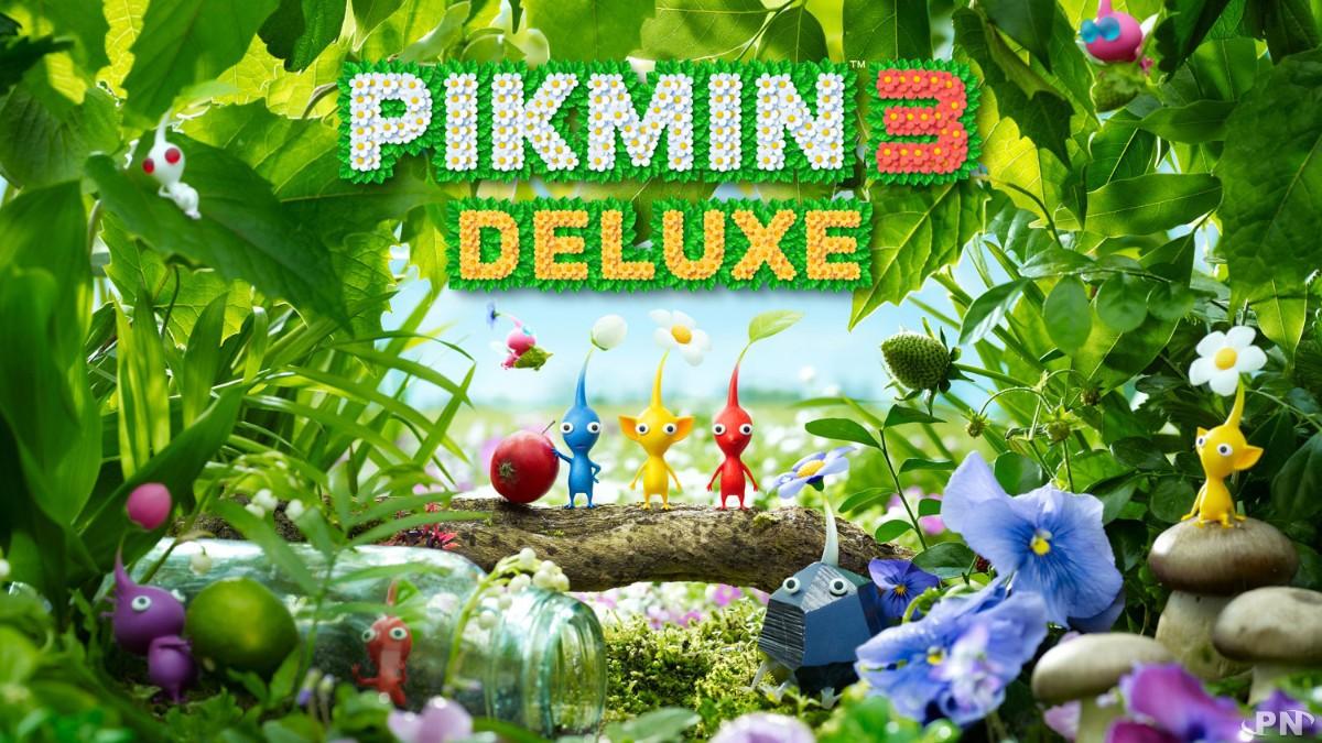 Pikmin 3 Deluxe cartonne au Japon avec 513225 exemplaires vendus