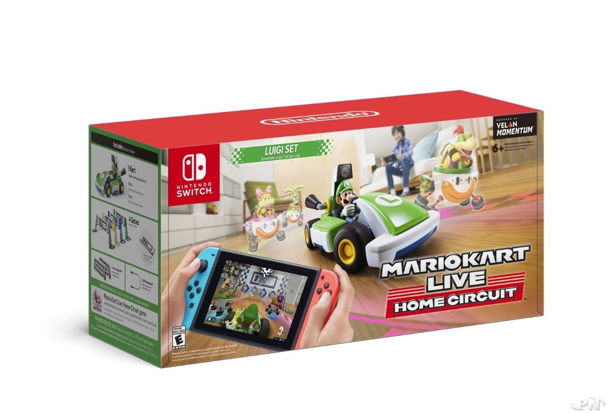 Mario Kart Live Home : Mario