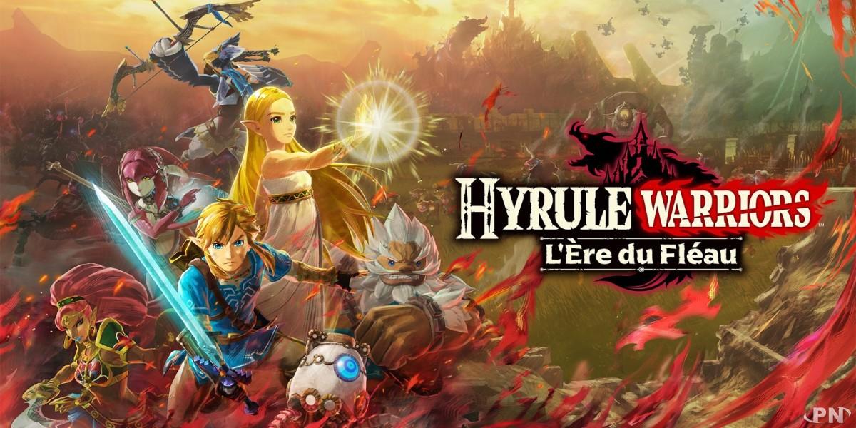 Officiel: Nintendo annonce Hyrule Warriors : L'Ère du Fléau sur Nintendo Switch