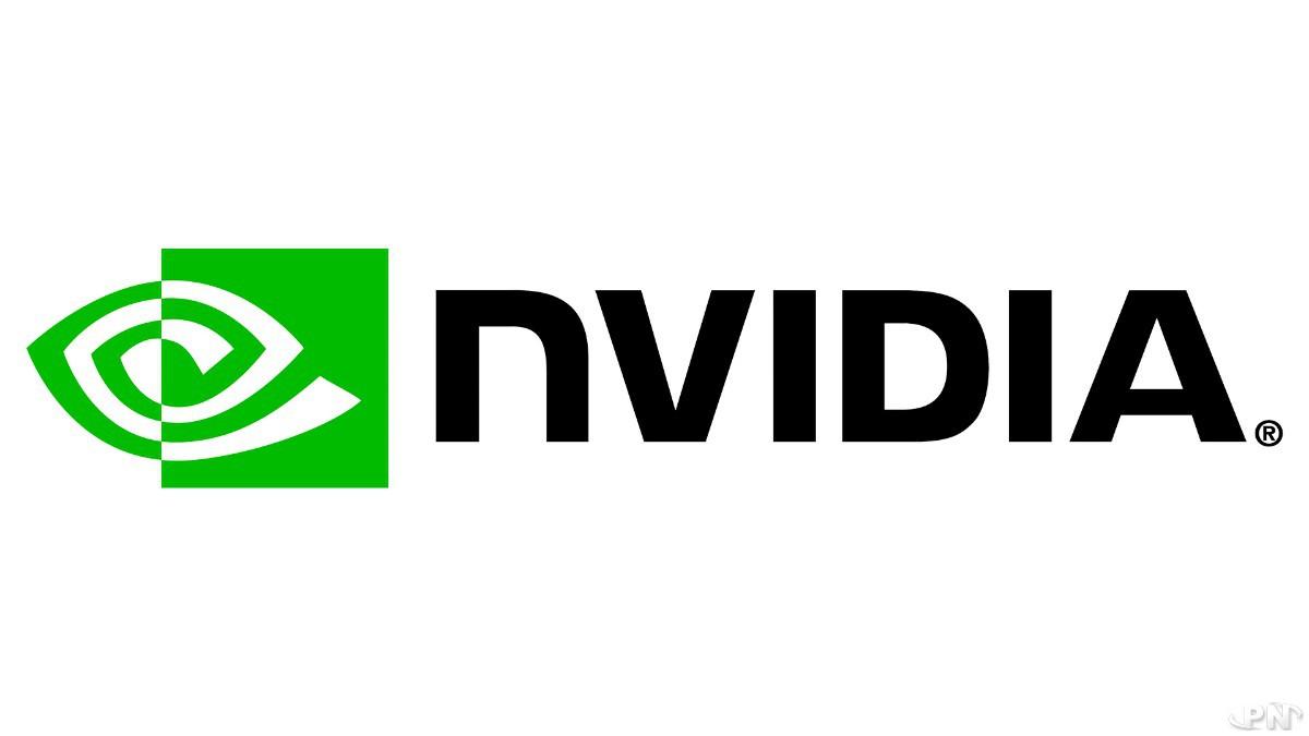 Logo de Nvidia, qui rachète ARM pour 40 milliards de dollars