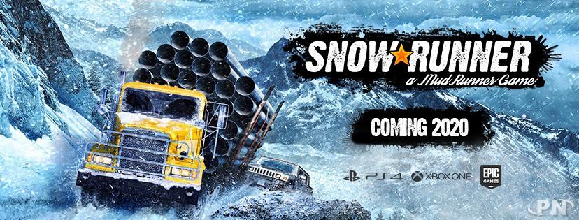 Logo de Snow Runner