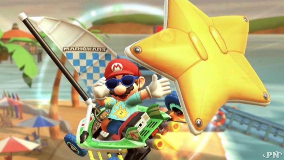 Image de Mario Kart Tour sur smartphone