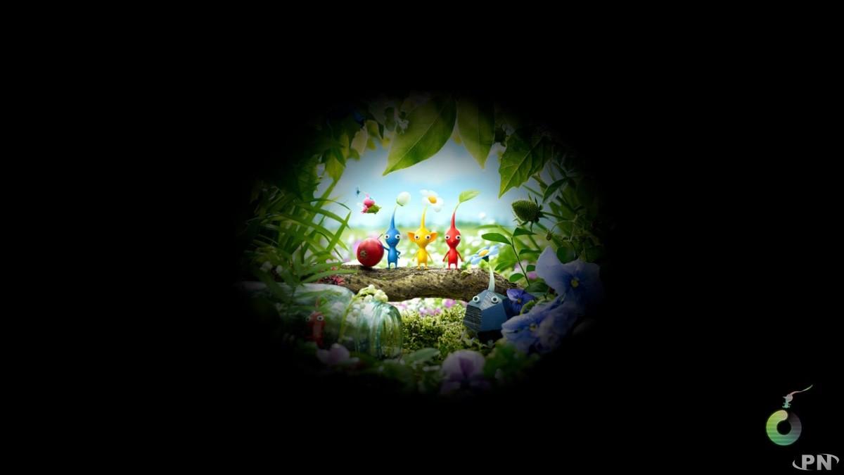 Pikmin 3 Deluxe sur Nintendo Switch