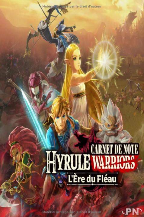 calepin Hyrule Warriors l'ère du fléau