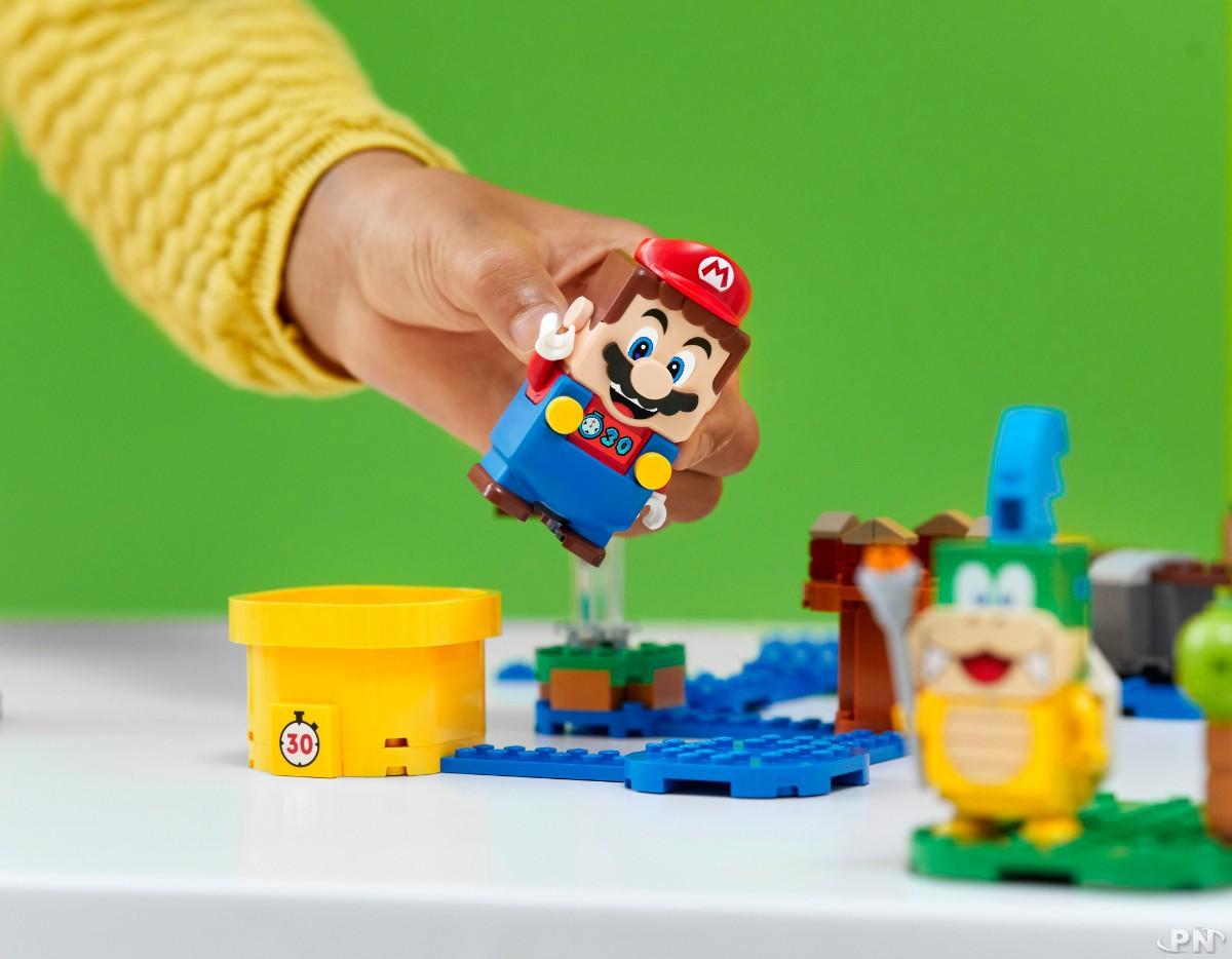 Nouveau set LEGO x Super Mario : sortie le 01/01/2021