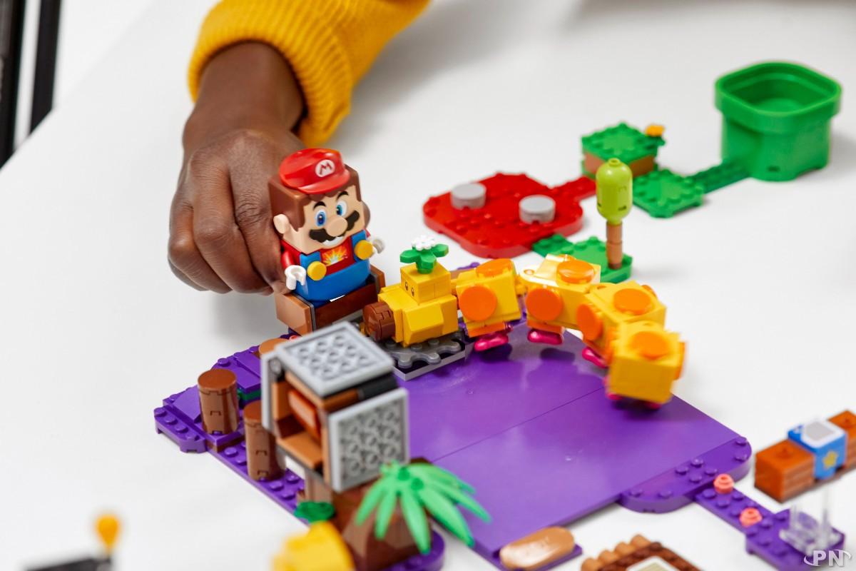 LEGO Super Mario Set de créateur Invente ton aventure