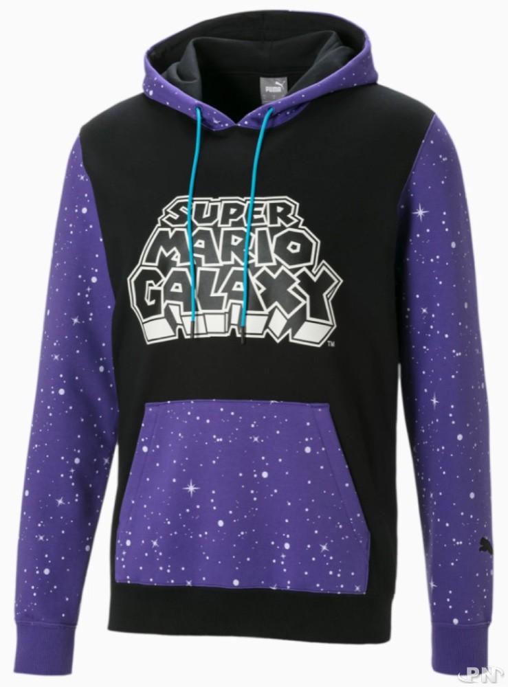 Sweat à capuche Puma Super Mario Galaxy
