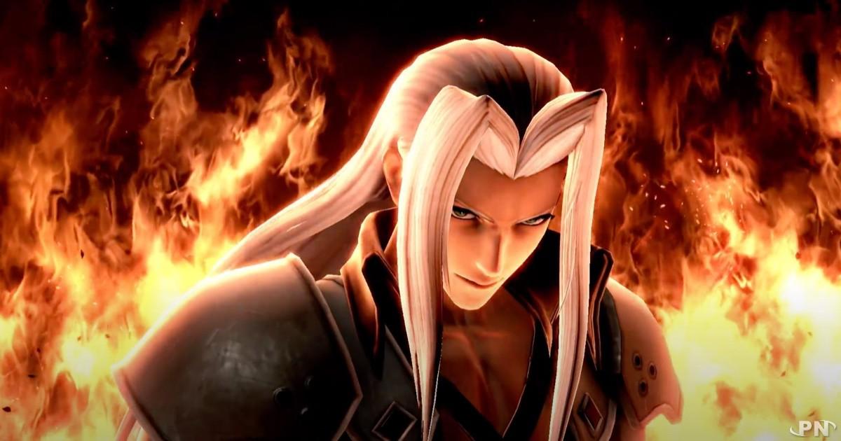 Sephiroth de Final Fantasy VII est le prochain personnage en DLC de Super Smash Bros. Ultimate sur Nintendo Switch