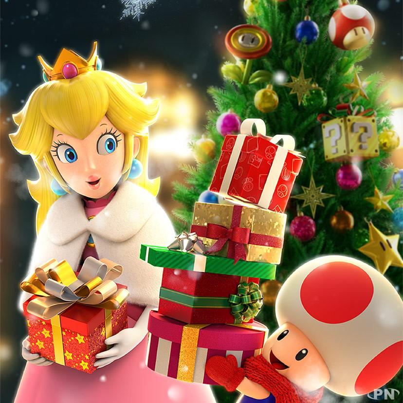 Joyeux Noël de la part de Puissance Nintendo !