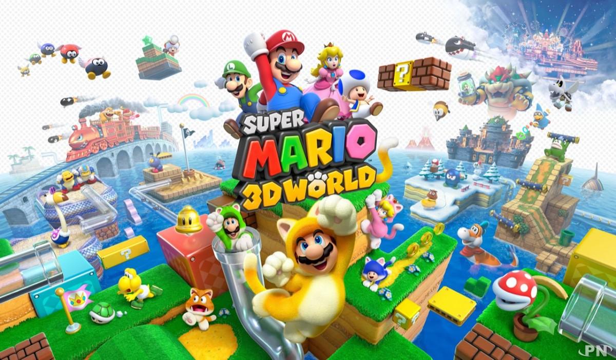 Première note japonaise de Super Mario 3D World + Bowser's Fury