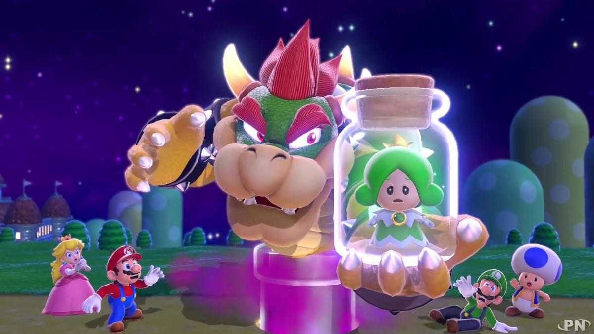 La princesse Libella a besoin de votre aide dans Super Mario 3D World