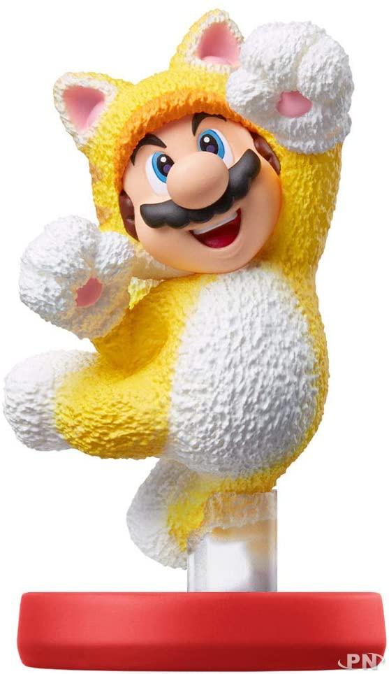 amiibo de Mario Chat pour Super Mario 3D World + Bowser's Fury (Nintendo Switch)