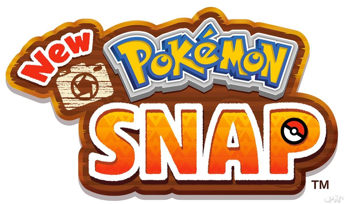 Logo New Pokémon Snap (Switch)