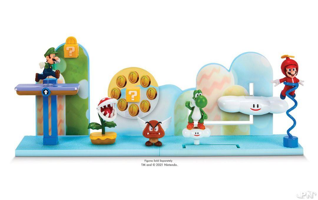 Super Mario Deluxe Cloud Playset de Jakks Pacific