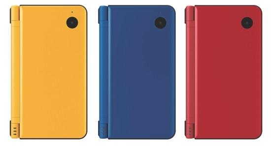 Trois nouveaux coloris pour la DSi... en Australie !