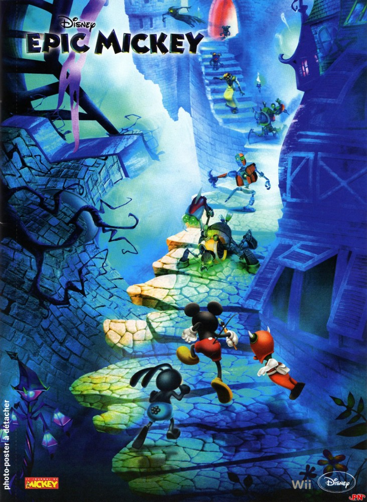 Epic Mickey Poster1