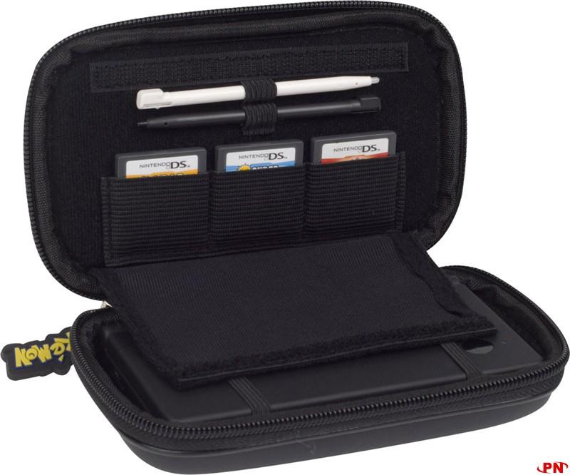 Accessoires pok mon noir et blanc en approche for Housse 3ds pokemon