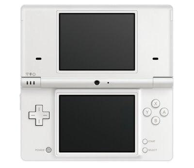 DSi, le nouveau modèle de DS