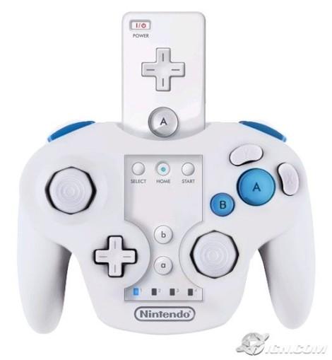 Manette gamecube sans fil pour la wii - Comment connecter manette wii a la console ...