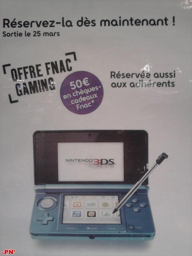 Nintendo 3DS, ouahhh ... 20110205-fnac