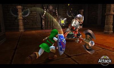 Image de The Legend of Zelda : Ocarina of Time 3D
