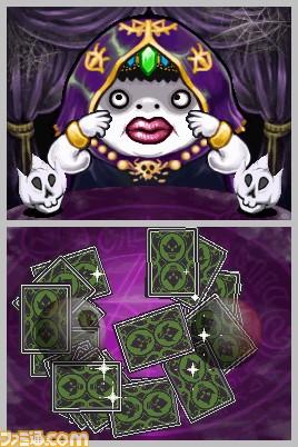 Tingle Uranai, un jeu de divination