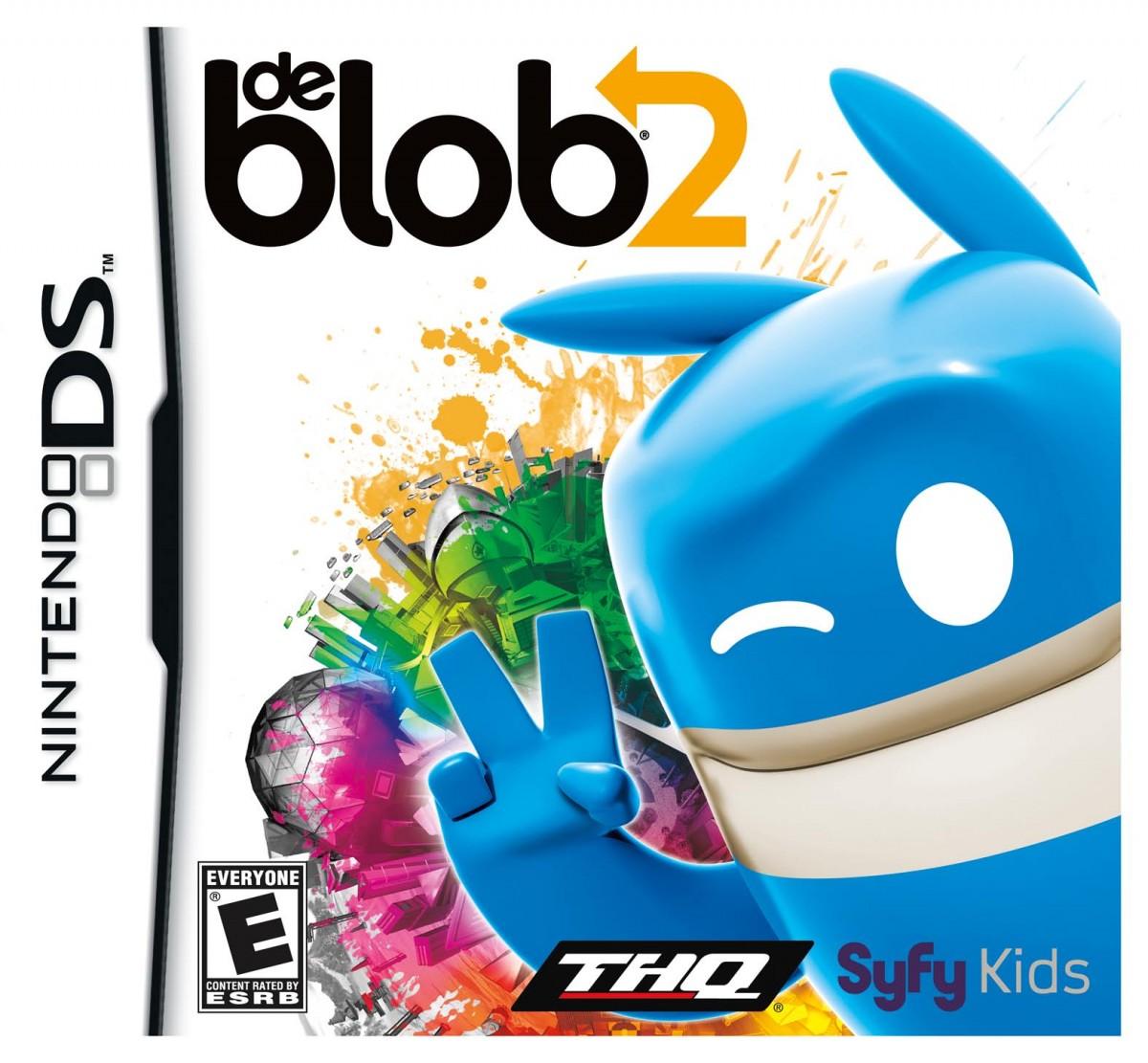 Jaquette DS du jeu