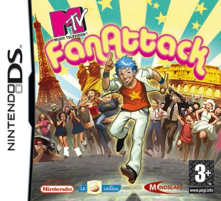 MTV Fan Attack DS
