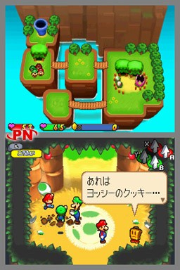 [DS] Mario & Luigi : Partners In Time 03