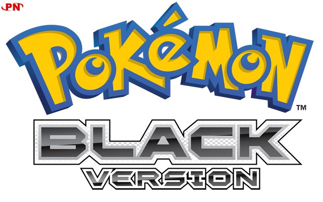 Pokemon Black et White, La 5e generation !!! Logo-black