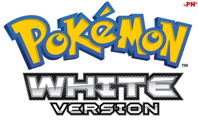 Pokemon Black et White, La 5e generation !!! Logo-white