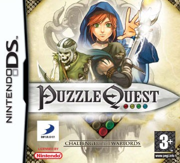Puzzle Quest : Challenge of the Warlords DS