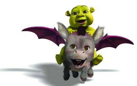 Shrek ogres et dragons sur nds - Bebe de l ane ...