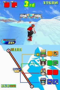 Image de Snowboard Kids DS