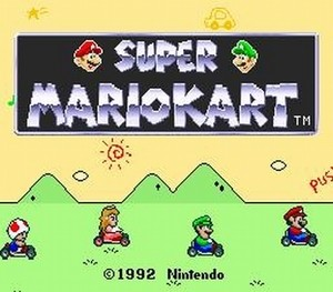 Image de Super Mario Kart