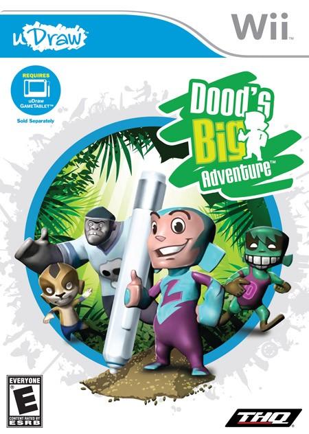 Jaquette du jeu Dood's Big Adventure