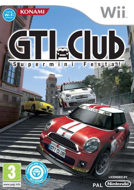 Jaquette de GTI Club Supermini Festa