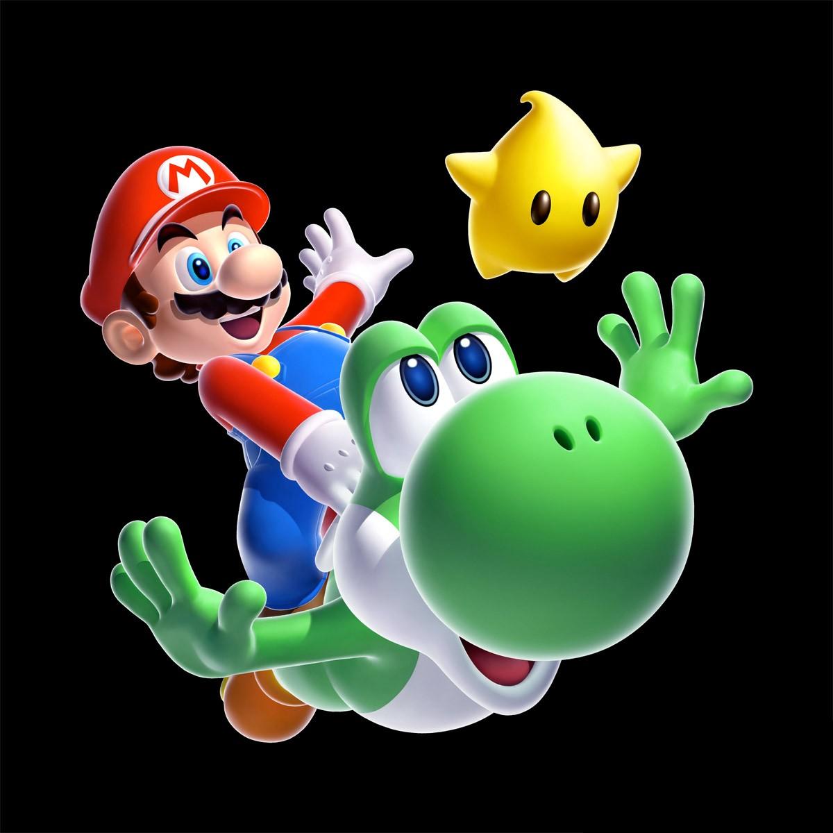[SORTI] Super Mario Galaxy 2 ! 01