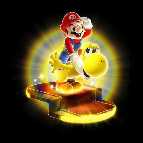 [SORTI] Super Mario Galaxy 2 ! Yoshi-jaune