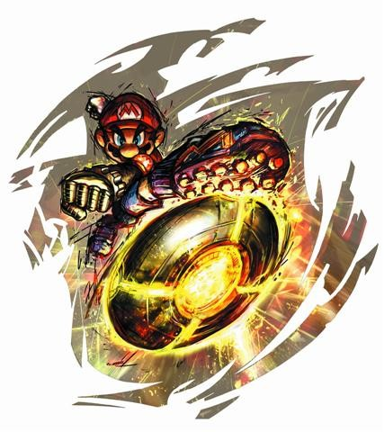 Mario Strikers Charged Football 06