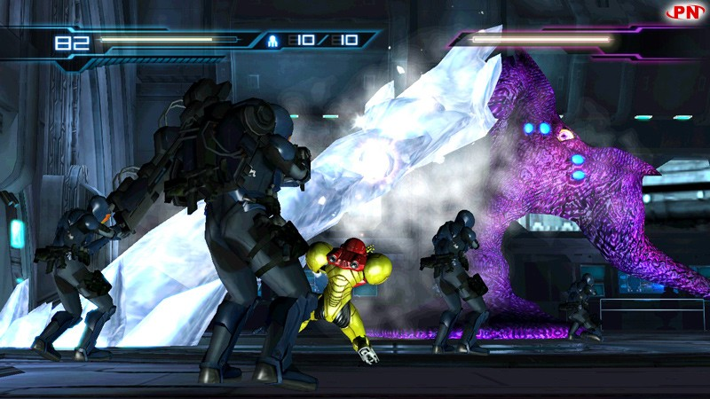 Metroid Other M 12