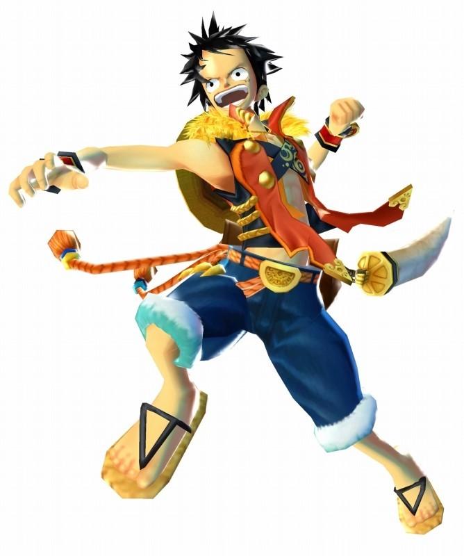 One Piece  Unlimited Cruise 1 : Le trésor sous les flots! 02