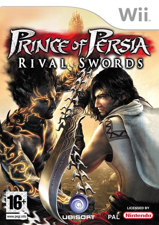 prince of persia: rival swords Boite_pal