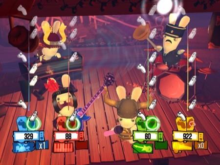 Rayman contre les lapins crétins 2 04