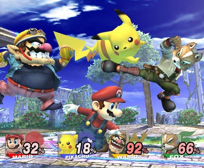 Super Smash Bros. Brawl 27