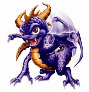 Skylanders Spyro's Adventure 01