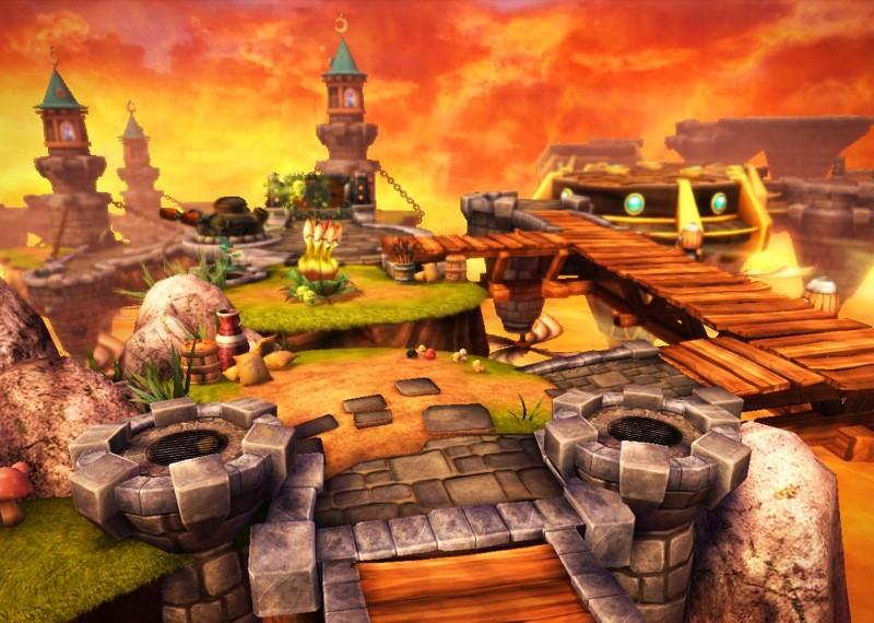 Skylanders Spyro's Adventure 04