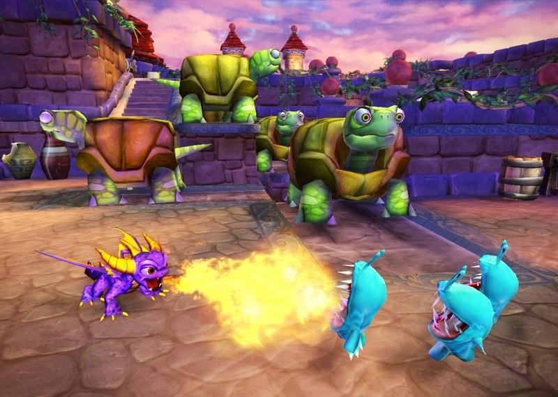 Skylanders Spyro's Adventure 07