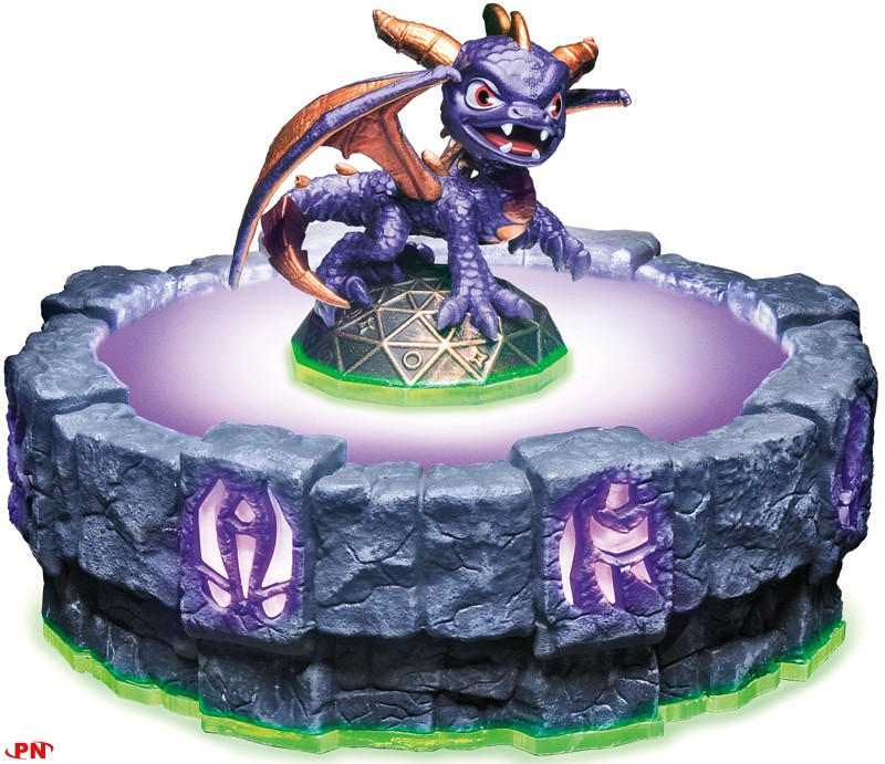 Skylanders Spyro's Adventure Spyro