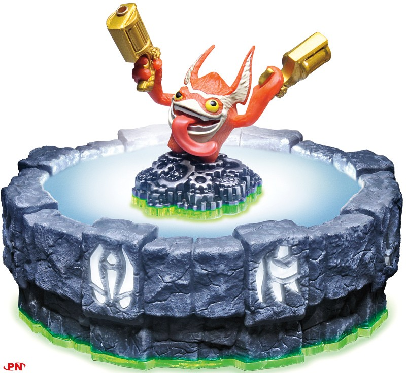 Skylanders Spyro's Adventure Triggerhappy
